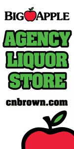 Agency Liquor 4x8 Big Apple 3.9.2016