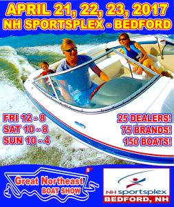 4.21 8th Annual Great Northeast Boat Show Bedford, NH KB.RY